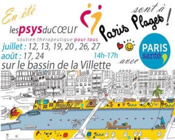 Paris-Plage avec Santé Ville