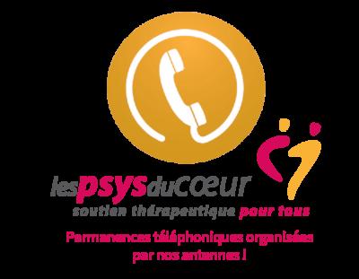 Maintien des permanences des Psys du Coeur de Valence par téléphone!