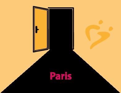 Réouverture de l'antenne parisienne